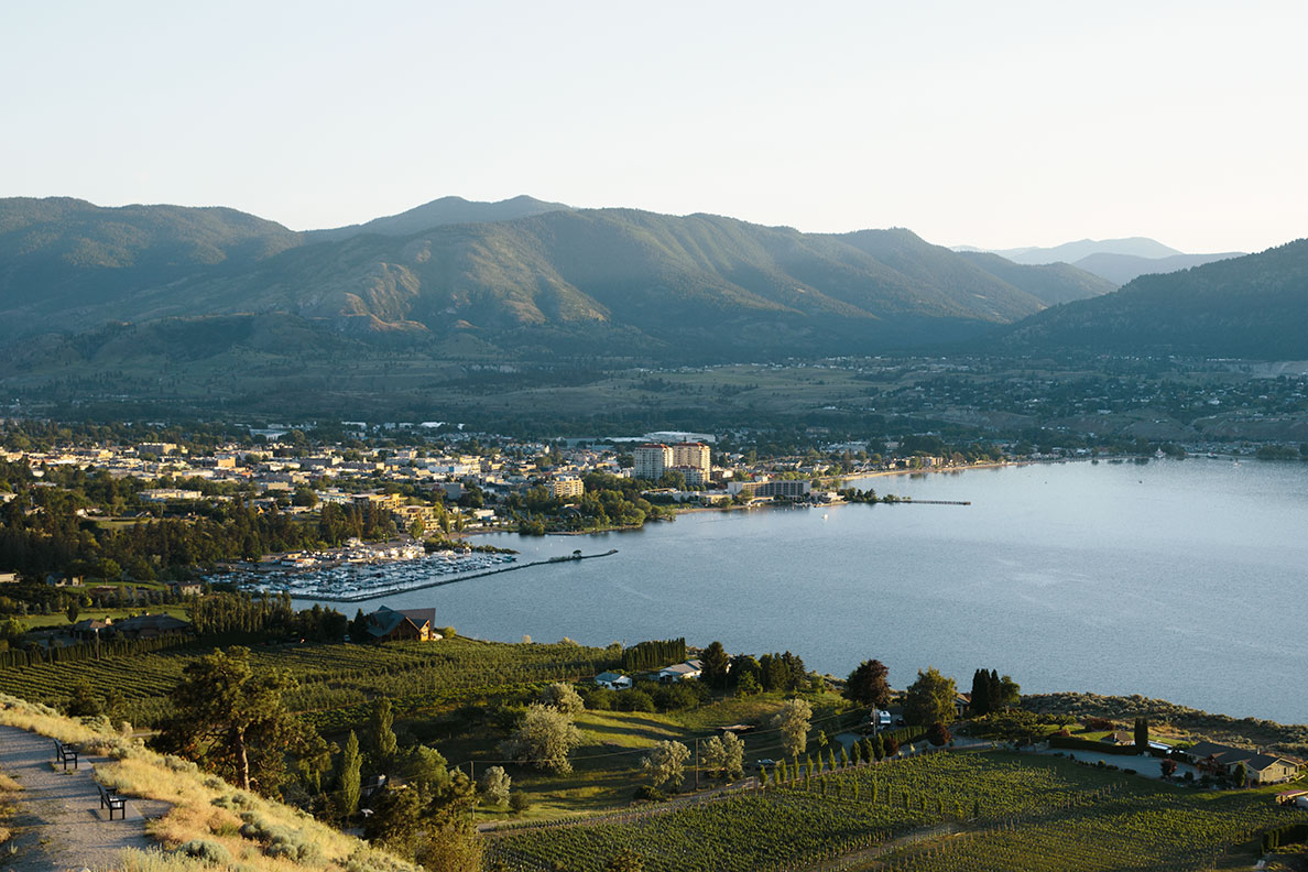 View of Penticton